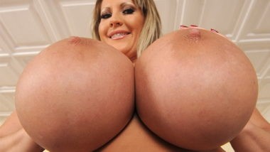 Laura M - These Aren't Just Tits…They're Planets!!